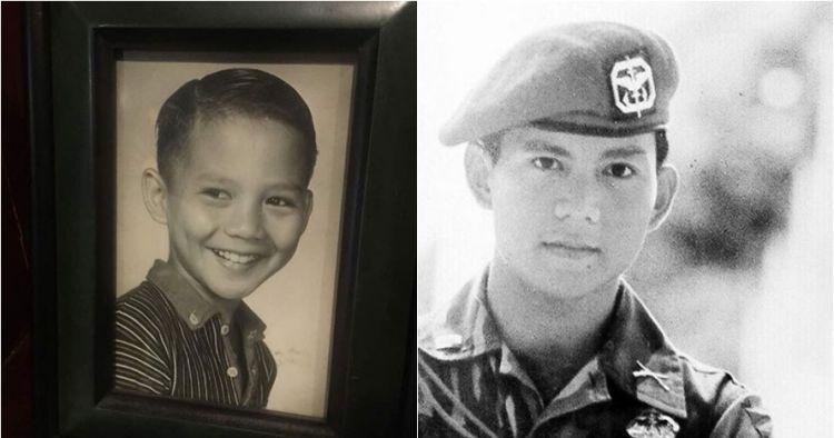 15 Foto Prabowo saat masih muda ini dijamin bikin pangling