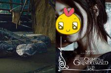 Misteri ular Nagini Voldemort terungkap, asalnya dari Indonesia