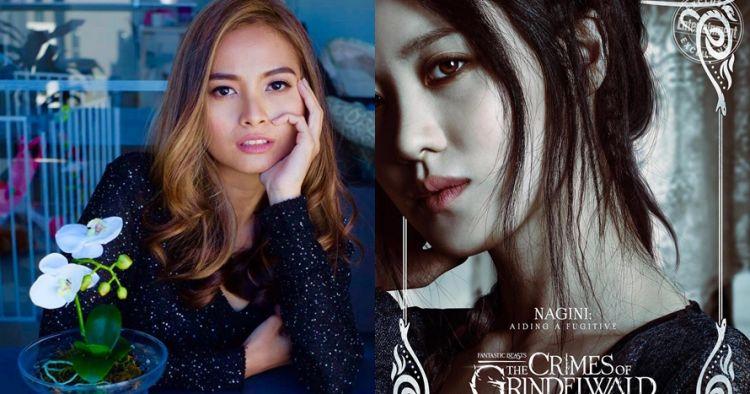 Pengakuan Acha Septriasa hampir perankan Nagini di Fantastic Beast