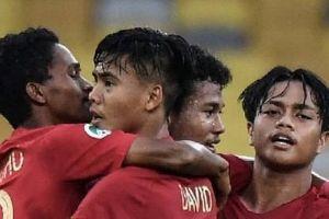 Potret antusiasme suporter Timnas U16 di Malaysia ini bikin salut