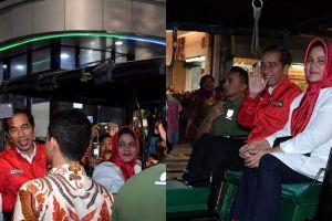 10 Momen Jokowi di Malioboro, naik andong dan mampir ke toko mainan
