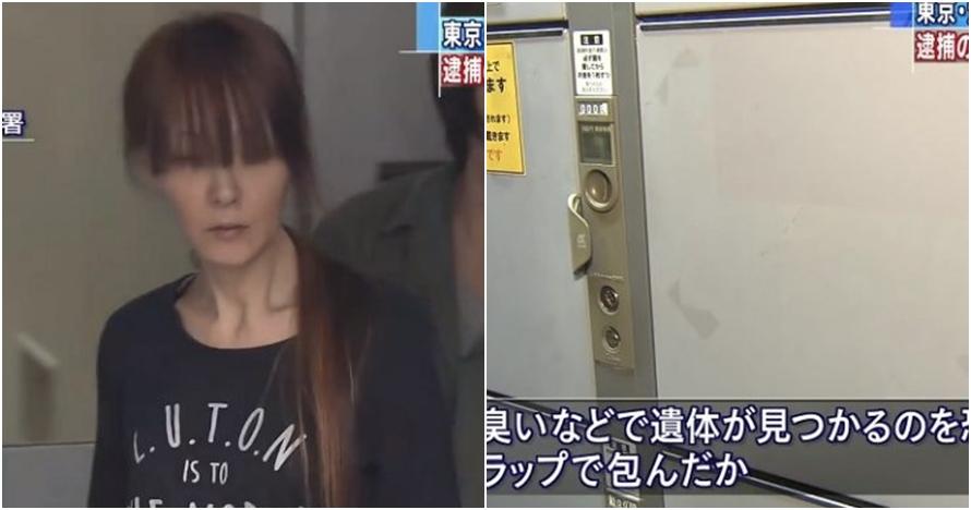Alasan wanita ini 5 tahun simpan mayat janinnya di loker bikin syok