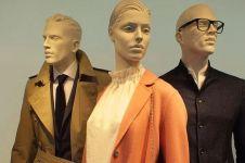 Daerah ini wajibkan pajak untuk konsumen yang ingin coba baju di toko