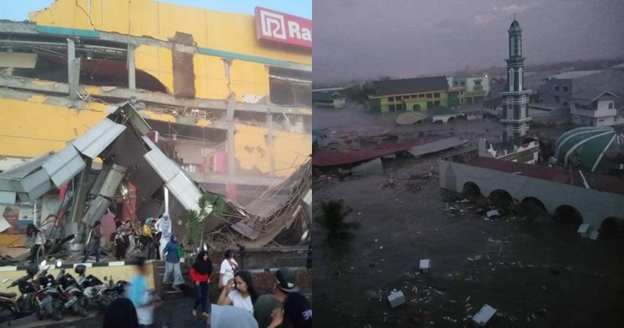 10 Potret terkini gempa di Donggala-Palu, BMKG sebut tsunami 1,5 meter