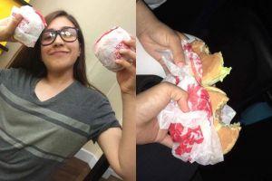 Selundupkan burger ke bioskop, cewek ini pakai cara cerdas tak terduga