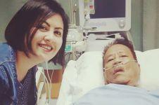 Ayahnya didiagnosis stroke, begini ungkapan kesedihan Cynthia Lamusu