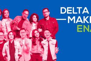 Terobosan fresh ala Delta FM, semua bisa dilakukan dalam 1 aplikasi