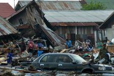 Dahsyatnya tsunami Palu tak biasa, ini 3 analisis pakar soal pemicunya