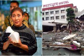 Gaya membaur Susi Pudjiastuti tinjau lokasi gempa Palu-Donggala