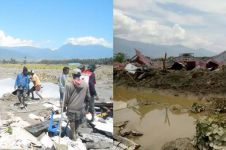6 Daerah ini pernah bernasib serupa Petobo, terkubur lumpur usai gempa