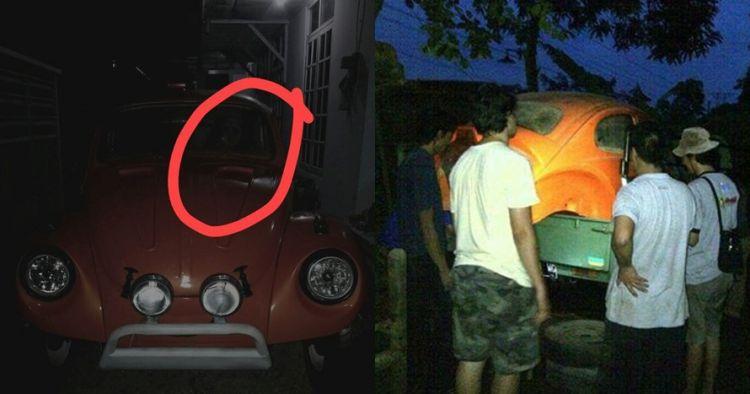 Pernah tabrak mobil Ganjar Pranowo, kisah mobil antik ini serem abis