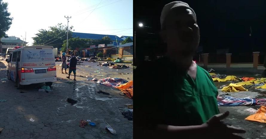 Curhatan dokter soal banyak mayat korban gempa Palu belum dievakuasi