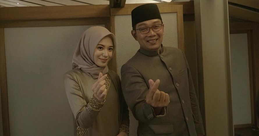 Saat Atalia 'cemburu' gara-gara Ridwan Kamil foto bareng Ayana Moon
