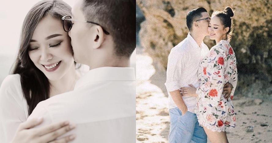 Jelang pernikahan, ini 8 potret kemesraan Yuanita Christiani & kekasih