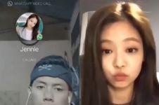 Cowok ini berimajinasi video call dengan seleb Korea, obrolannya kocak