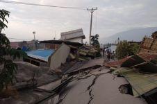Berada di ring of fire, ini 8 gempa dahsyat yang guncang Indonesia