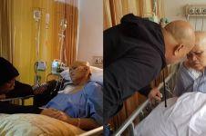 Kisah haru istri Indro Warkop minta diajari berhijab saat sakit parah
