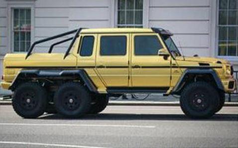 mobil emas Istimewa
