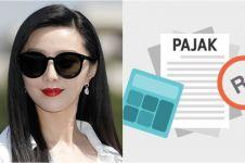 Sempat terjerat skandal pajak, aktris kondang China ini angkat bicara