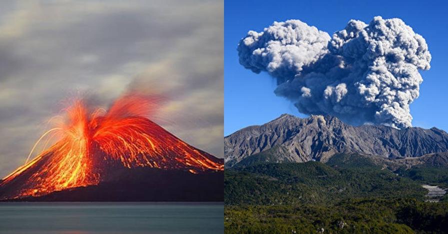 10 Gunung berapi yang punya letusan mengerikan, 2 dari Indonesia