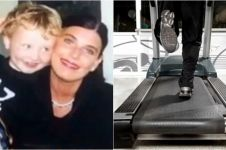 Kisah bocah terjepit treadmill milik orangtuanya ini bikin ngelus dada