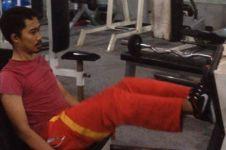 10 Potret perjuangan M Fadli menembus Asian Para Games, inspiratif