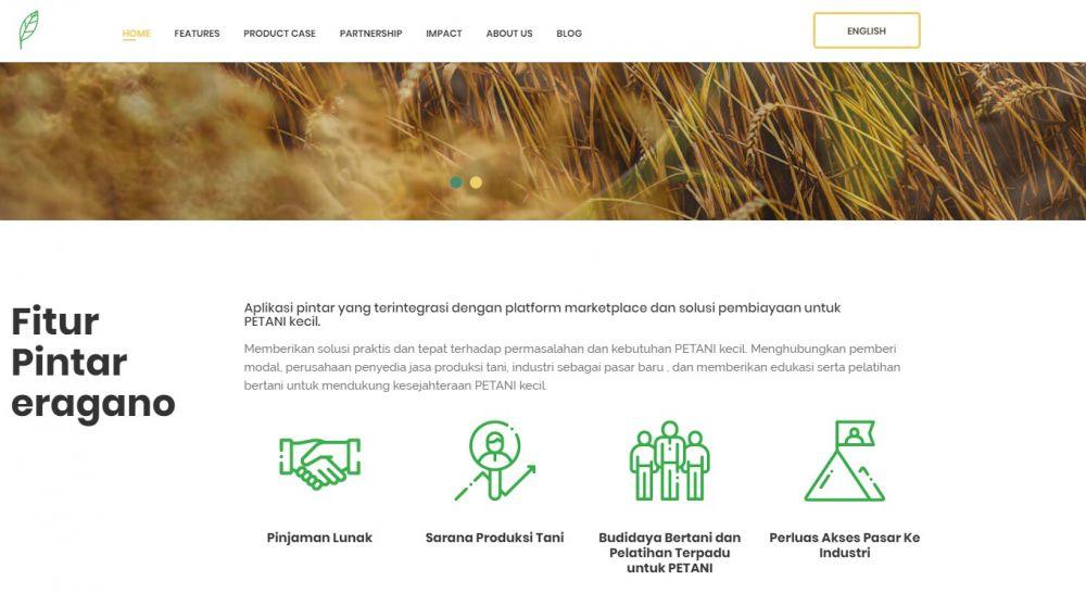 gadget pertanian Istimewa