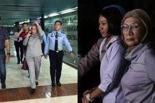 6 Momen penangkapan Ratna Sarumpaet, dari bandara hingga ke Mapolda