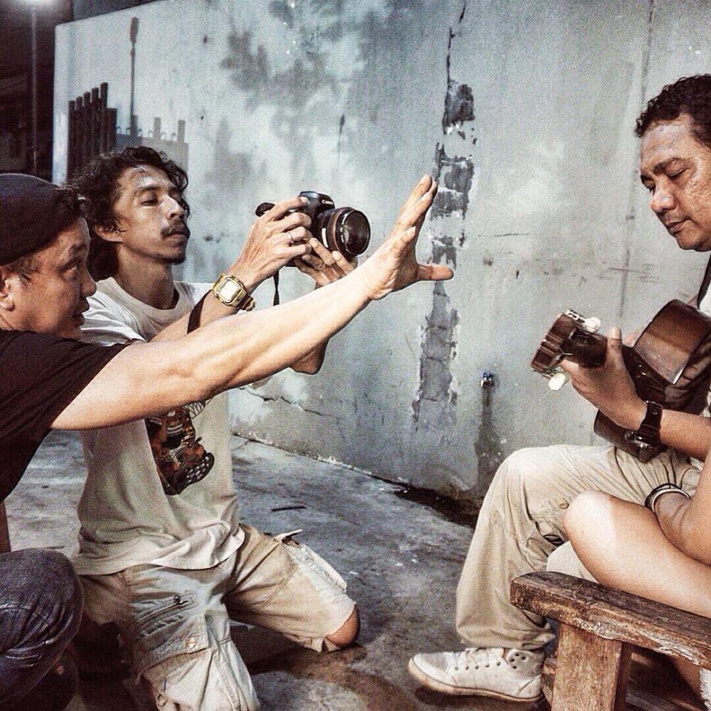 10 Potret Totos Rastiti, 'Jin Wani Piro' yang kini jadi Jin Online berbagai sumber