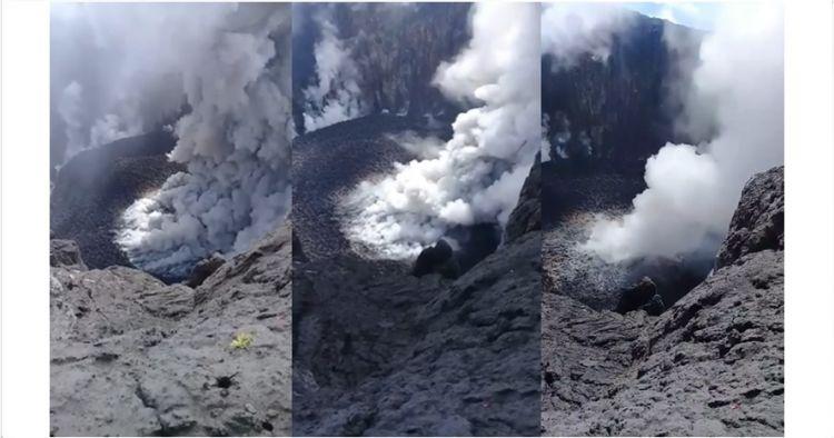 6 Gunung berapi di Indonesia yang meletus dalam 2 tahun terakhir