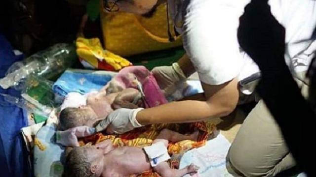 bayi lahir gempa liputan6.com
