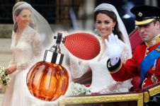 Beda parfum Putri Diana, Kate Middleton, Ratu Elizabeth, Meghan Markle