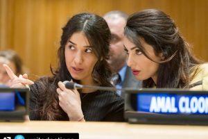 Nadia Murad, peraih Nobel Perdamaian bekas budak seks ISIS