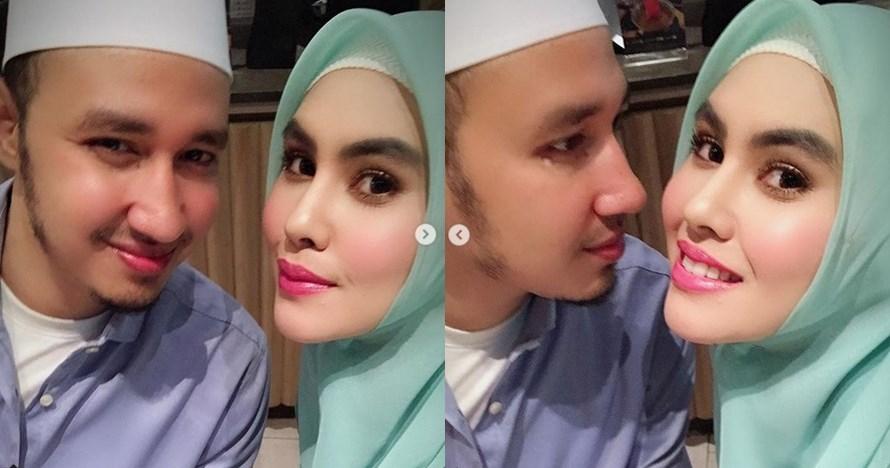 Sebulan nikah, Kartika Putri curhat sikap suami yang bikin gemes