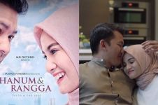 6 Fakta menarik film Hanum & Rangga, ada polemik soal Rio Dewanto