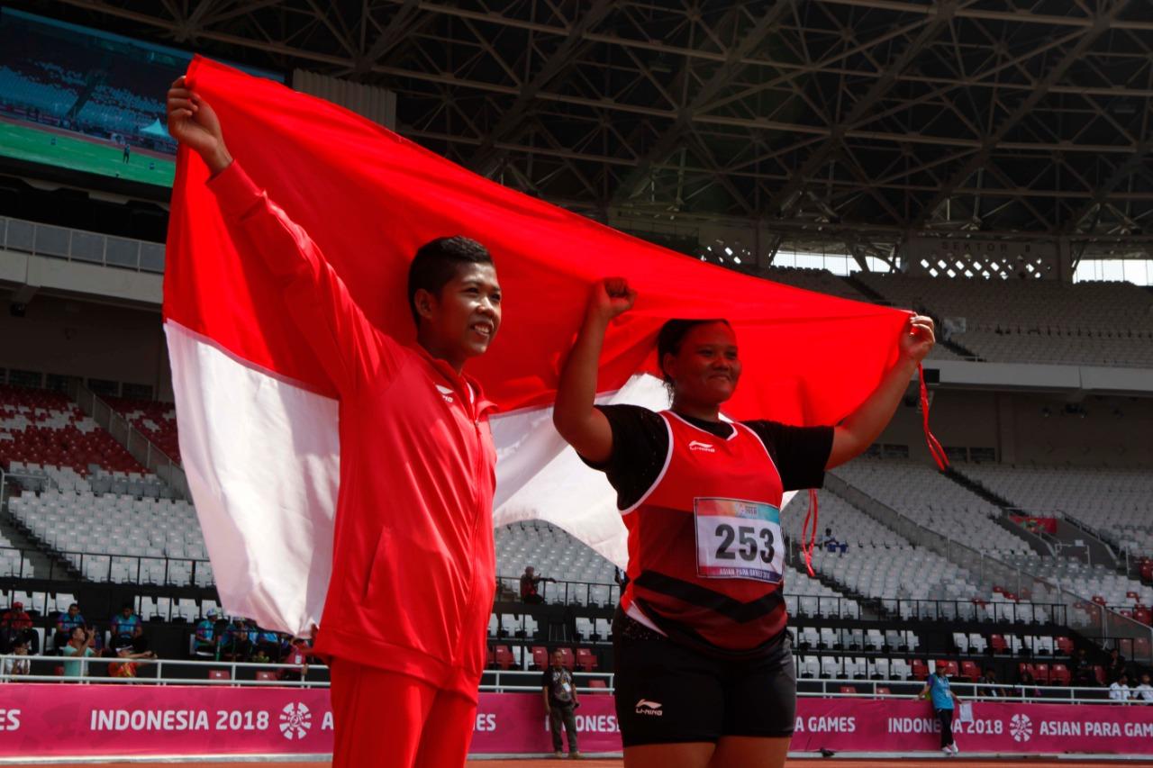 5 Fakta sosok Suparni Yati, penyumbang emas kedua di Asian Para Games