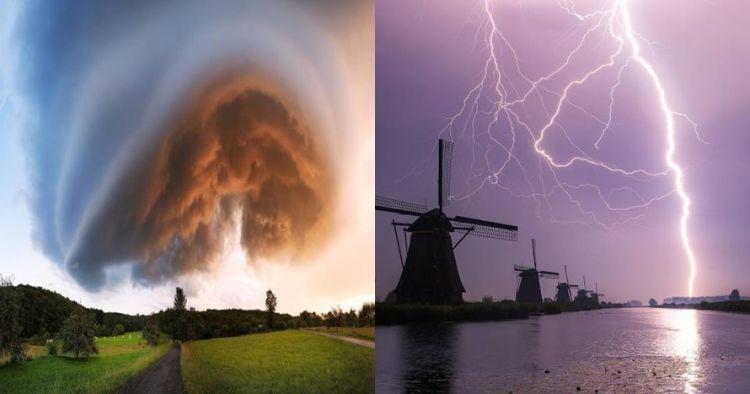 10 Foto ini buktikan alam punya kekuatan lebih daripada manusia, ngeri