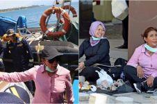 10 Momen Susi Pudjiastuti beri pasokan bantuan ke Palu, cepat & sigap