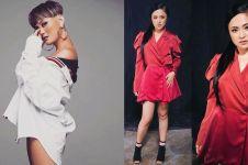 Intip gaya seksi 10 seleb Indonesia ikuti tren fashion 'tanpa celana'