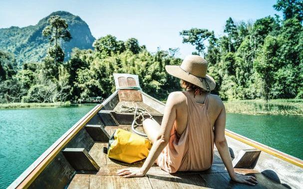 Mau solo traveling dengan biaya murah? Ini lho cara mudahnya