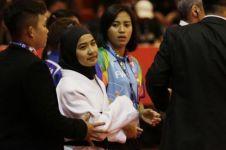 Tolak lepas hijab didiskualifikasi, ini respons bijak Miftahul Jannah