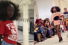Dulu korban bullying, bocah 11 tahun ini kini moncer di bisnis fashion