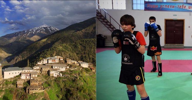 10 Fakta Dagestan, kota mayoritas muslim asal Khabib Nurmagomedov