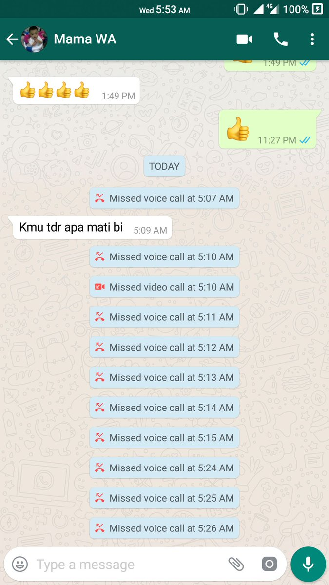 chat emak anak © 2018 brilio.net