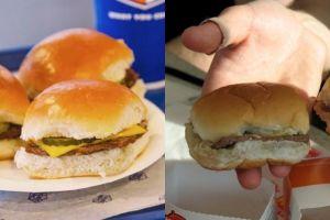 10 Foto beda iklan vs realita makanan ini bikin nggak jadi lapar