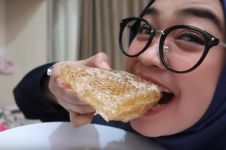 Ria Ricis coba 4 kuliner aneh ini, videonya tembus jutaan viewers