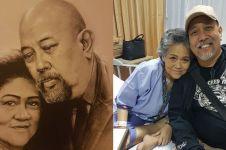 5 Momen kenangan romantis Indro Warkop sebelum sang istri meninggal