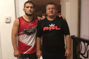 Marah besar, Abdulmanap akan hukum Khabib lebih berat dari sanksi UFC