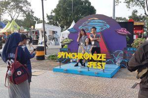 Dihibur So7 hingga Dewa 19, begini serunya Synchronize Festival 2018