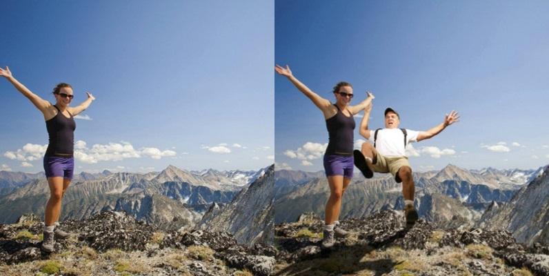 10 Foto editan kocak karyawan periklanan ke klien ini iseng banget